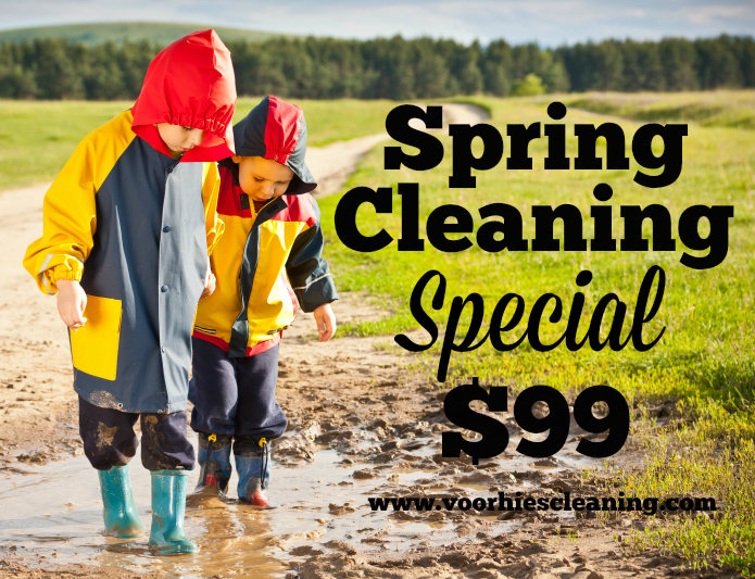 Specials Voorhies Carpet Cleaning And Water Restoration