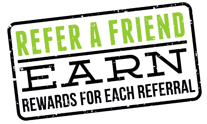 Referral Rewards Program Voorhies Carpet Cleaning And