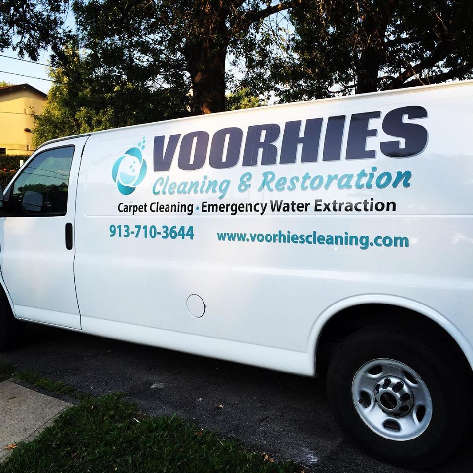 Voorhies Carpet Cleaning and Restoration in Kansas City
